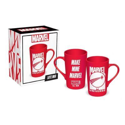 Marvel mug a latte 500ml