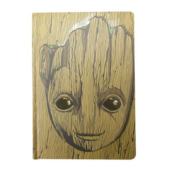 Marvel notebook a5 groot