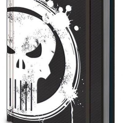 Marvel notebook a5 premium punisher