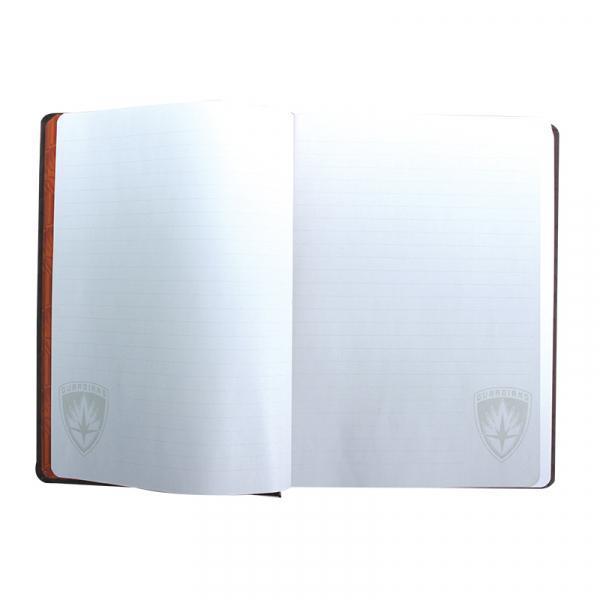 Marvel notebook a5 rocket 1
