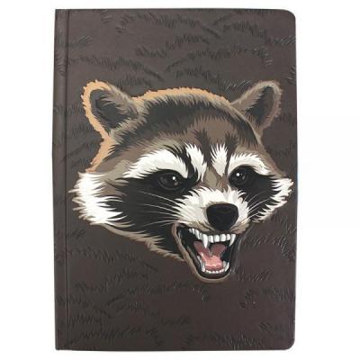 Marvel notebook a5 rocket