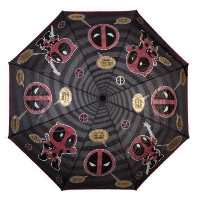 Marvel parapluie deadpool liquid reactive