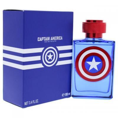 Marvel parfum captain america edition speciale 100ml