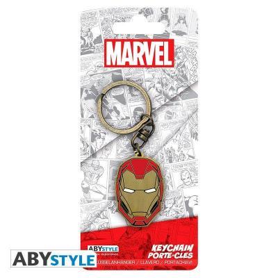 Marvel porte cles metal iron man