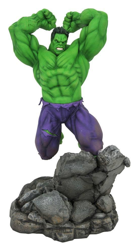 Marvel premier collection comic hulk statuette 40cm