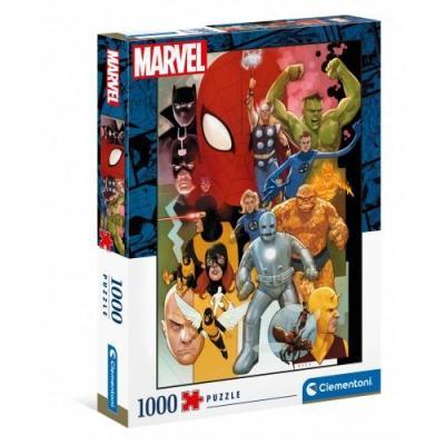 Marvel puzzle 1000p