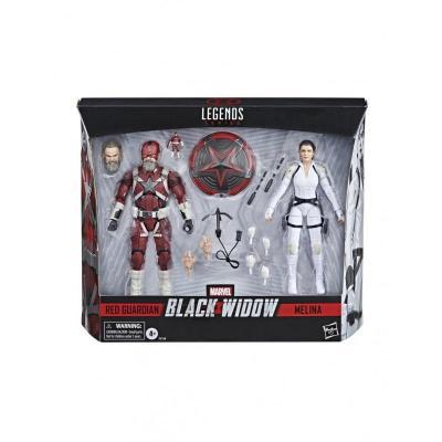 Marvel red guardian melina figurines marvel legends series 15cm