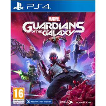 Marvel s guardian of the galaxy upgrade ps5 inclus