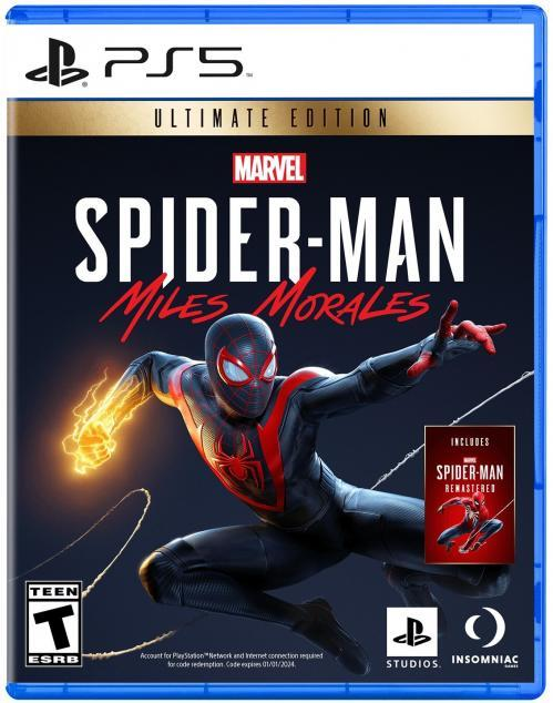 Marvel s spiderman ultimate edition