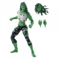 Marvel she hulk figurine marvel legends series 15cm