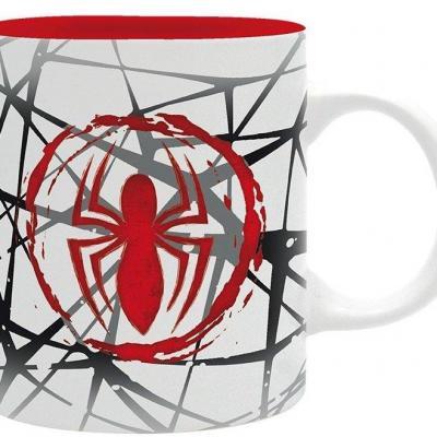 Marvel spider man design mug 320ml