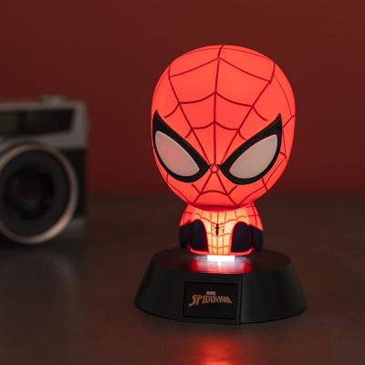 Marvel spider man veilleuse icon 3d 1