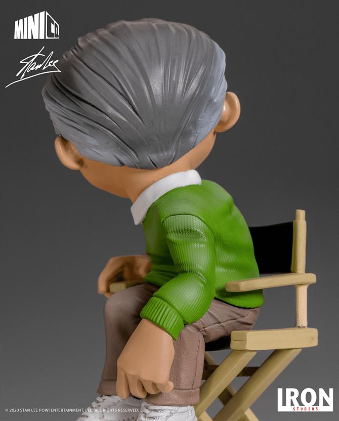 Marvel stan lee figurine mini co 14cm 2