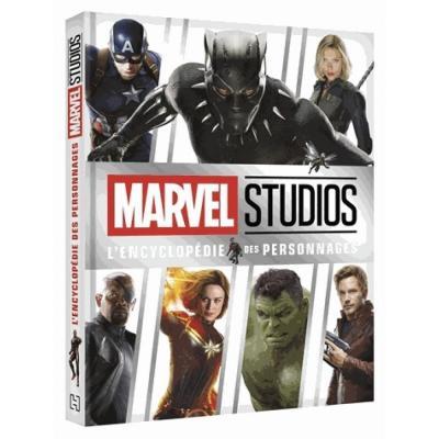 Marvel studios l encyclopedie des personnages