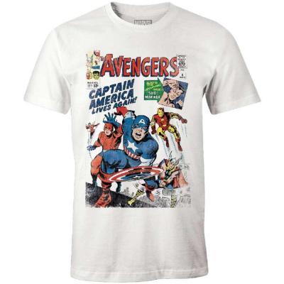Marvel t shirt avengers