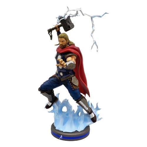 Marvel thor avengers 2020 video game statuette 24cm