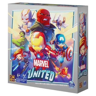 Marvel united le jeu de plateau fr