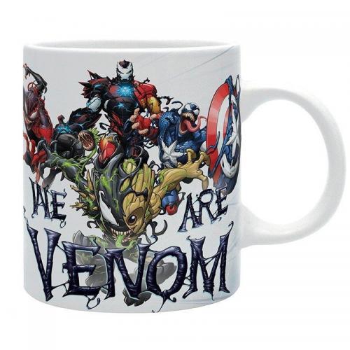 Marvel venomized mug 320ml