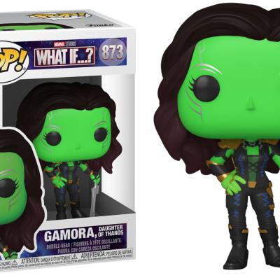 Marvel what if bobble head pop n 873 gamora