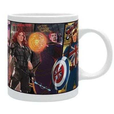 Marvel what if mug 320ml