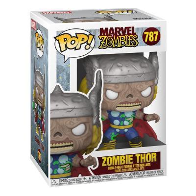 Marvel zombies bobble head pop n 787 thor