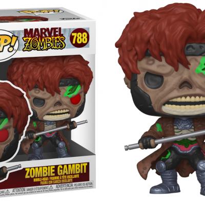 Marvel zombies bobble head pop n 788 gambit
