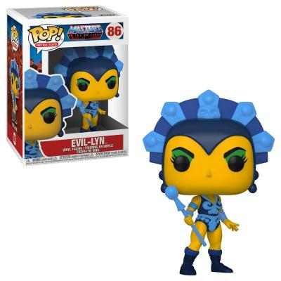 Masters of the universe bobble head pop n 86 evil lyn