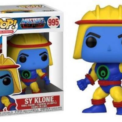 Masters of the universe bobble head pop n 995 sy klone