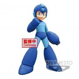 Megaman grandista exclusive lines megamanv 26 cm