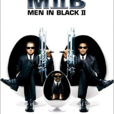 Men in black 2 dvd occasion