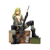 Metal gear solid sniper wolf statuette bishoujo 19cm 5