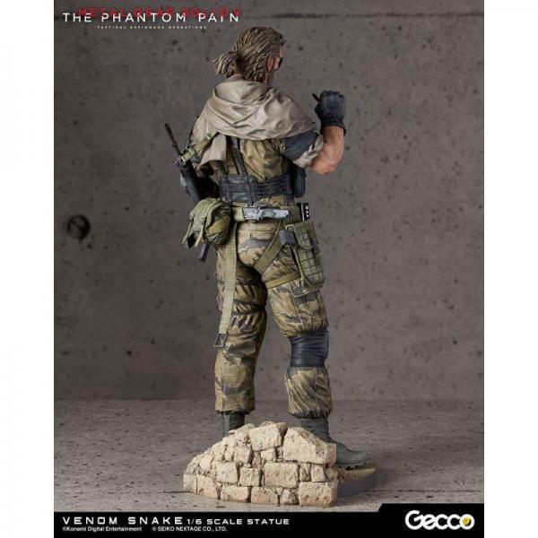 Metal gear solid the phantom pain venom snake 30cm 1