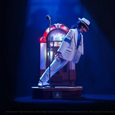 Michael jackson smooth criminal deluxe statuette 40x39x60cm