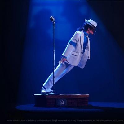 Michael jackson smooth criminal statuette 40x39x60cm