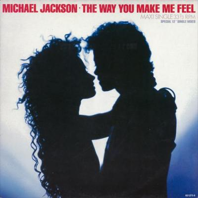 Michael jackson the way you make me feel maxi 45t