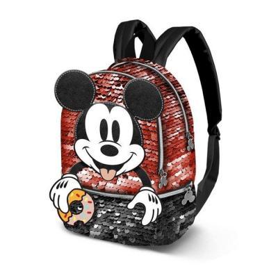 Mickey donut sac a dos 32 5x26x14 5cm