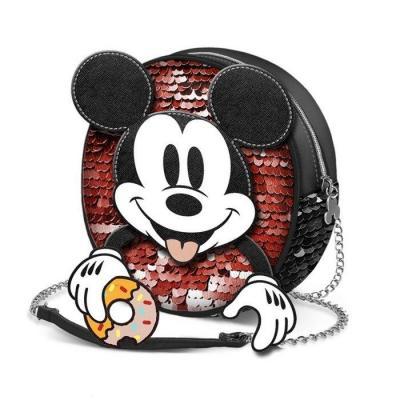 Mickey donut sac rond 18x18x6cm