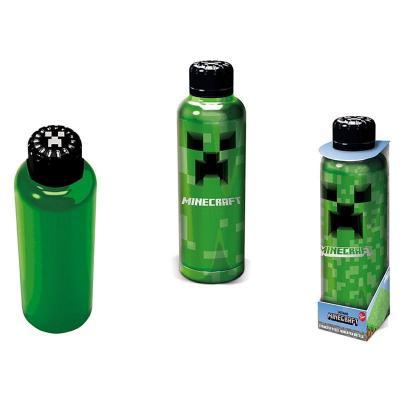 Minecraft bouteille en acier inoxydable 515ml