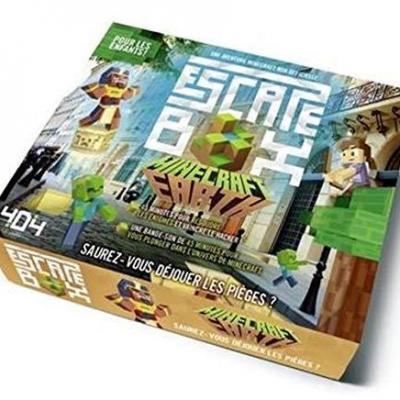 Minecraft escape box earth