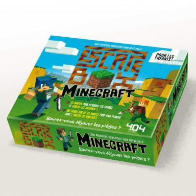 Minecraft escape box