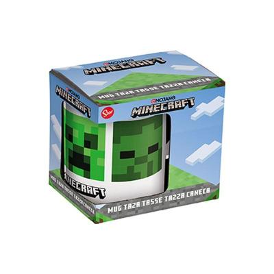 Minecraft mug ceramique 325ml