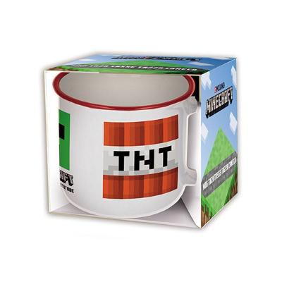 Minecraft tasse a dejeuner 414ml