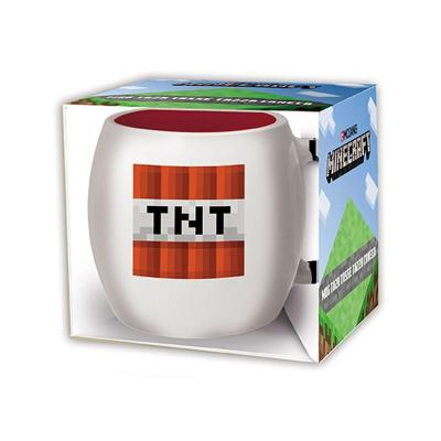 Minecraft tasse globe 384ml
