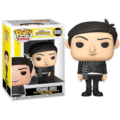 Minions 2 bobble head pop n 900 young gru