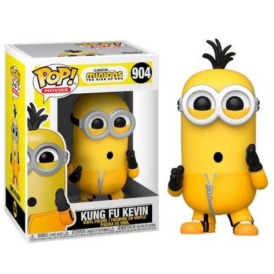Minions 2 bobble head pop n 904 kung fu kevin