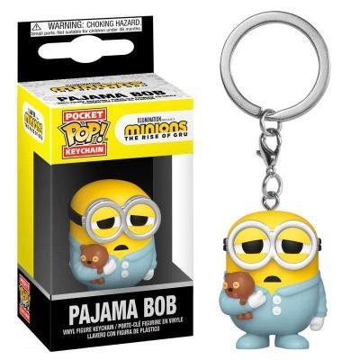 Minions 2 pocket pop keychain pajama bob 2