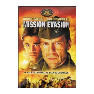 Mission evasion dvd occasion