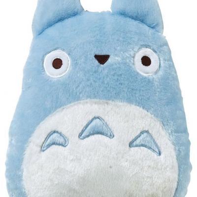 Mon voisin totoro blue totoro coussin peluche 33x29