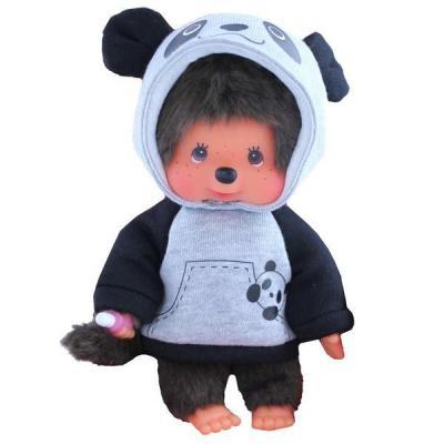 Monchhichi panda peluche 20cm