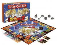 Monopoly dragon ball z fr 1